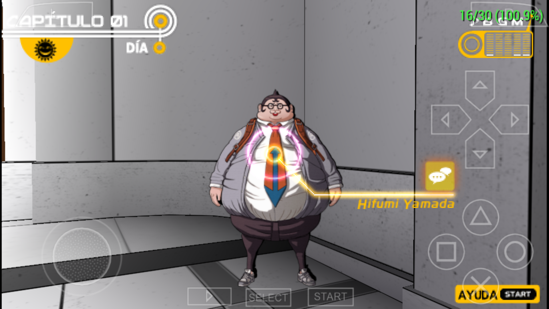 danganronpa bug in latest ppsspp for android issue 9896