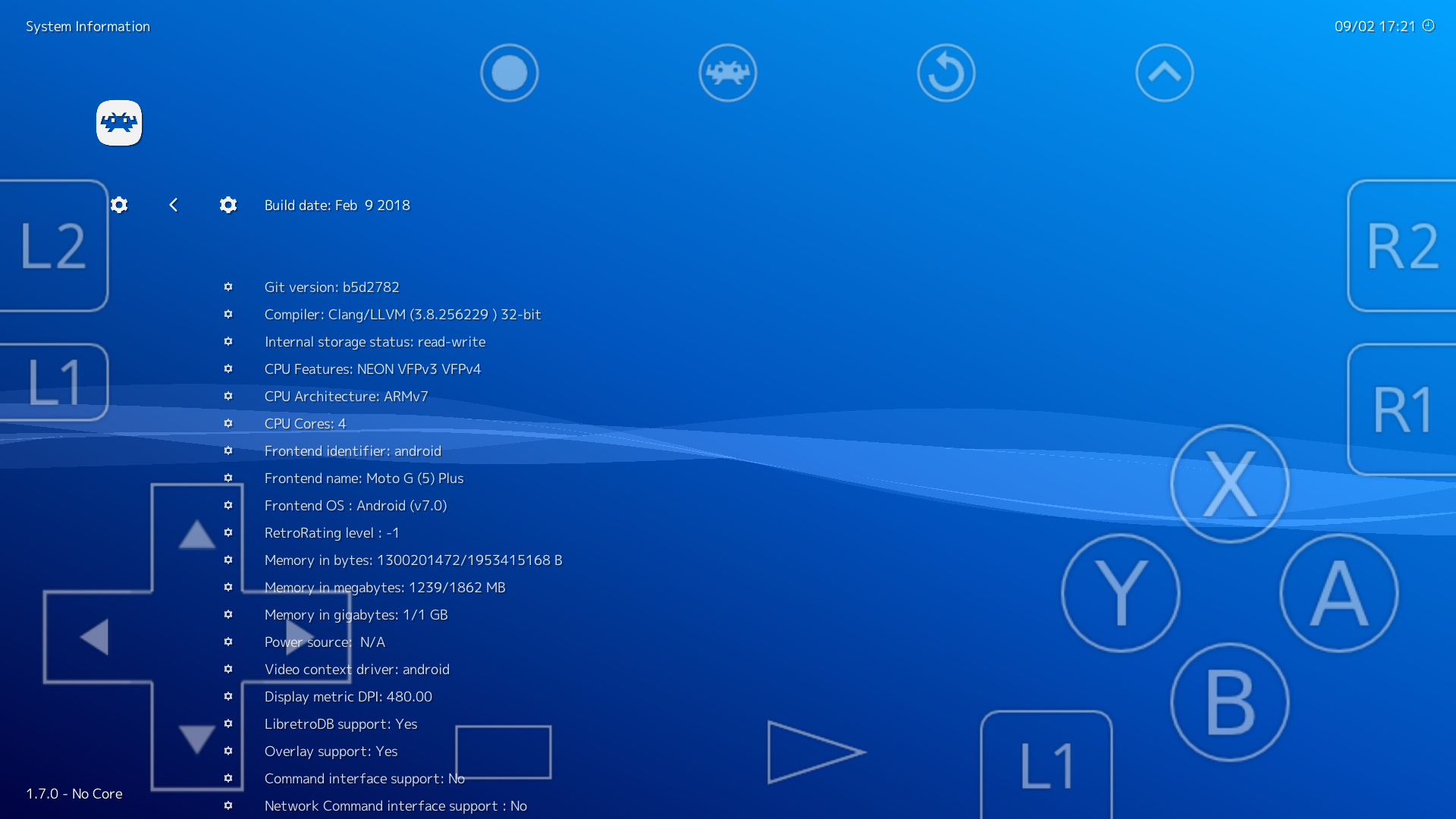 Apply Changes not working on RetroArch Shaders option