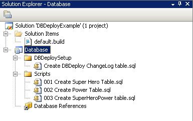 DBDeployExample-DirStructure