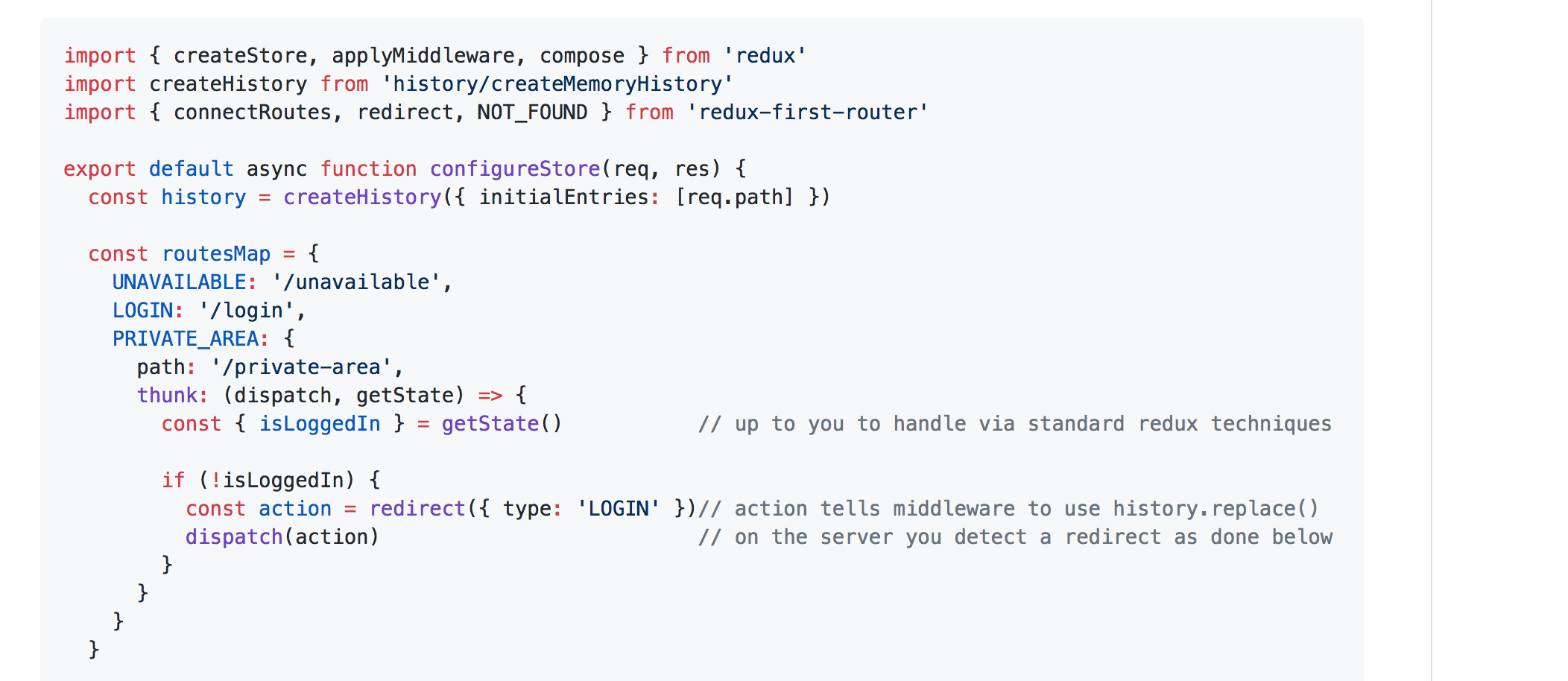 TypeScript support? · Issue #19 · faceyspacey/redux-first
