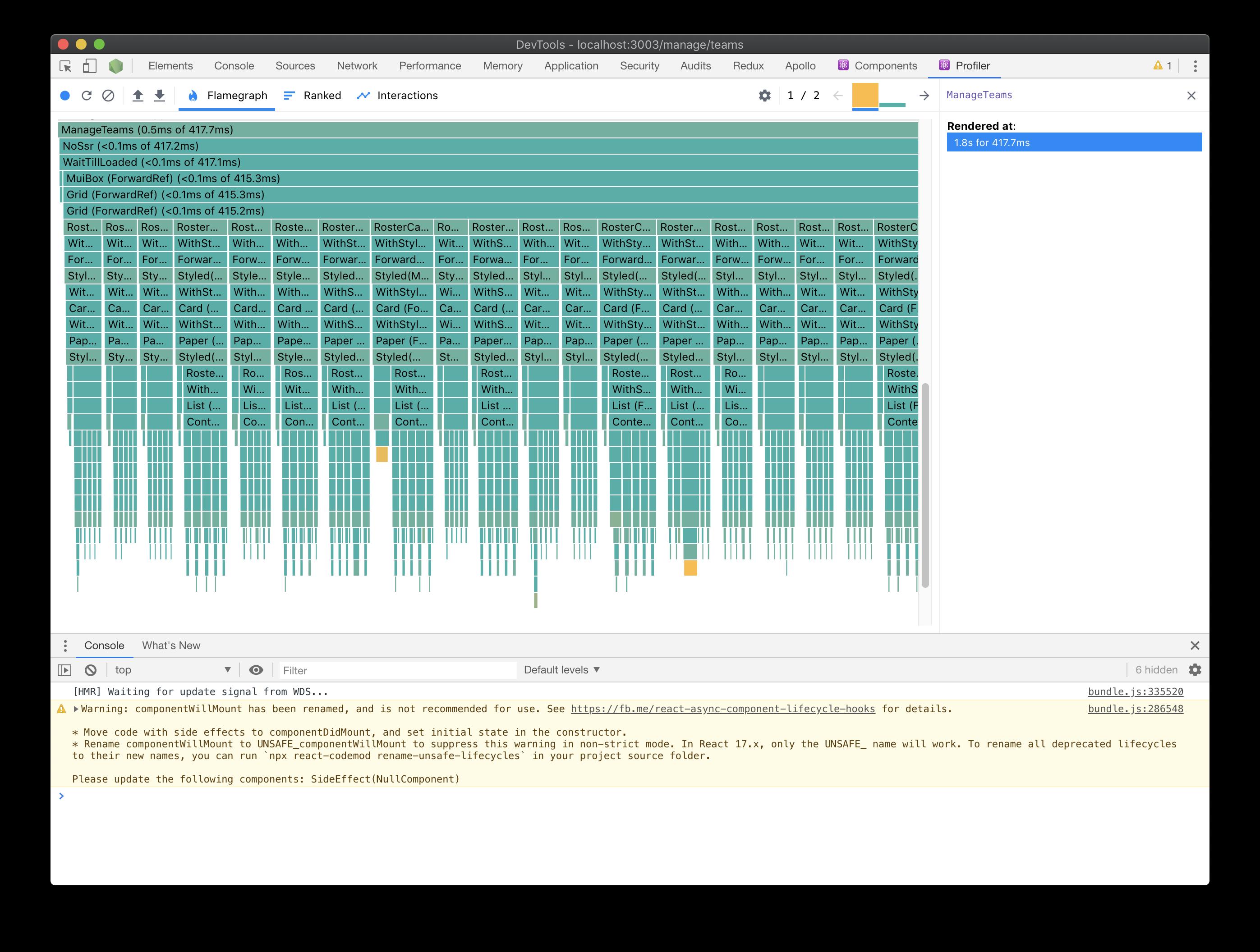 Improve Material-UI performance · Issue #10778 · mui-org