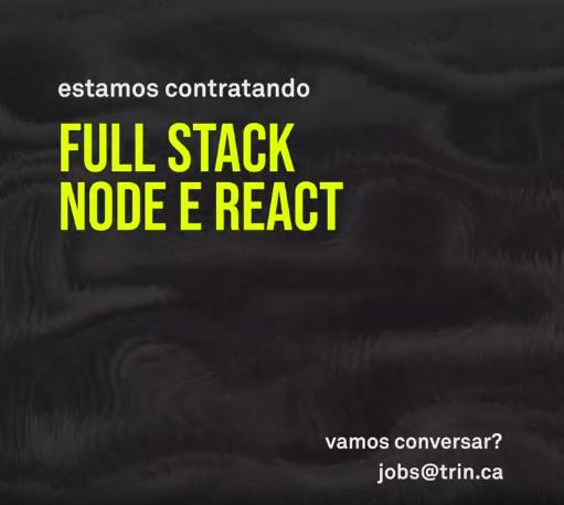 Node e React