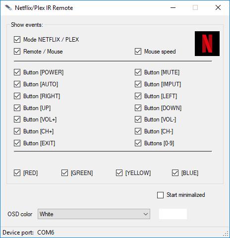 GitHub - sutaj/Arduino-IR-Remote: Arduino sketch for Netflix
