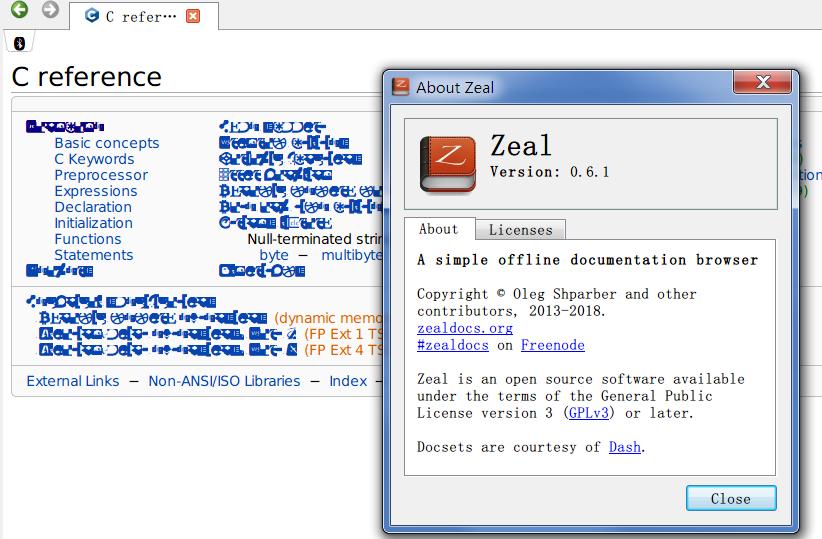 text came to symbols · Issue #1077 · zealdocs/zeal · GitHub