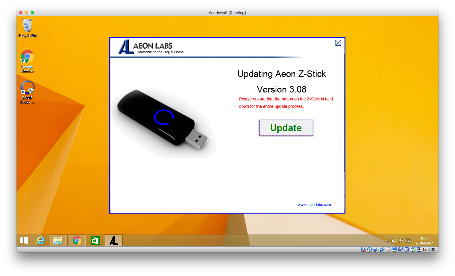 cannot find aeon mlti for firmware