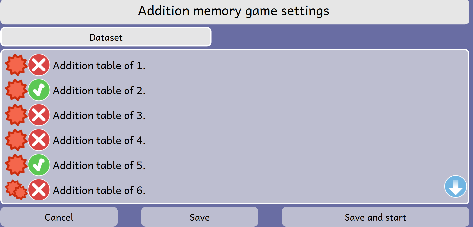addition-memory-games