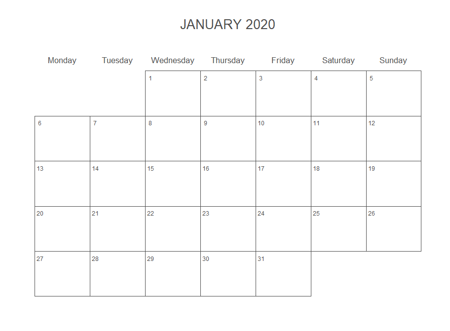 Calendar_January_2020