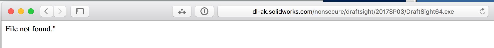 DraftSight download URL no longer works · Issue #6 · teknowledgist