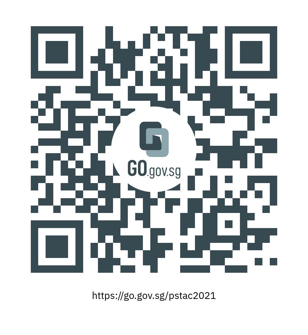 QR Code for PSTAC Registration