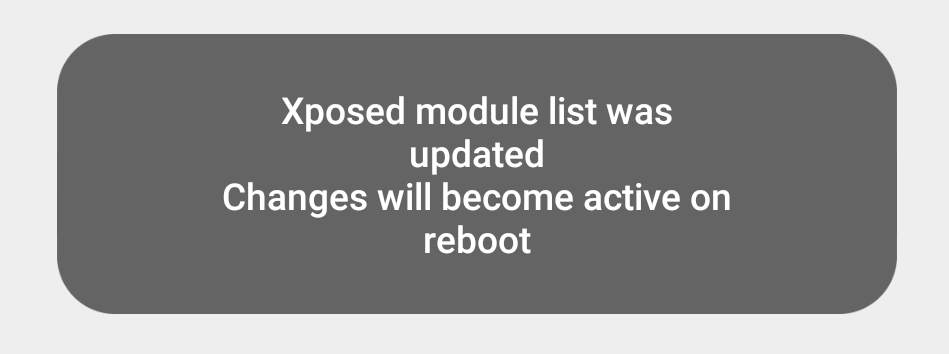 Unable To Activate Modules Issue 245 Rovo89 Xposed Github