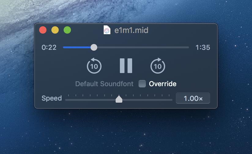 GitHub - SamusAranX/MinimalMIDIPlayer: A small MIDI player