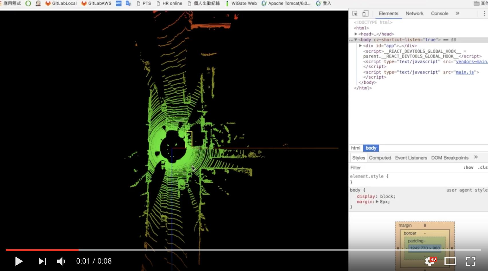 GitHub - chnbohwr/js-velodyne-viewer: use javascript render