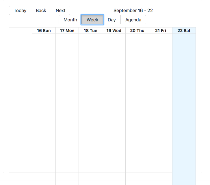 New CSS breaks big calendar layout · Issue #998
