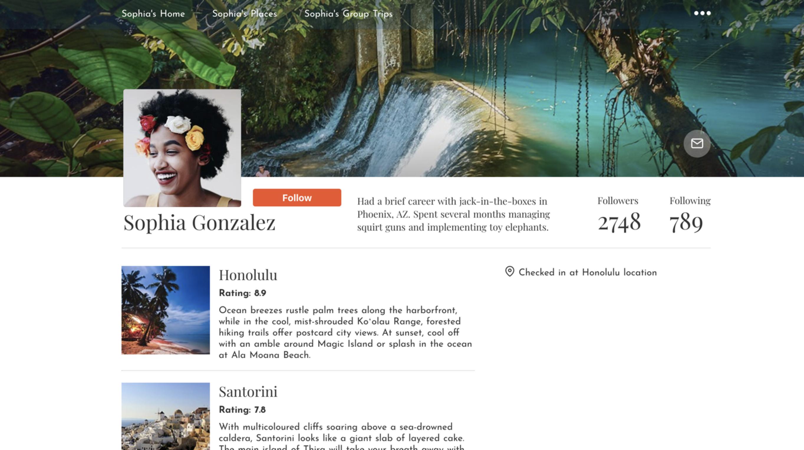 Screenshot of svelte-travel-transitions