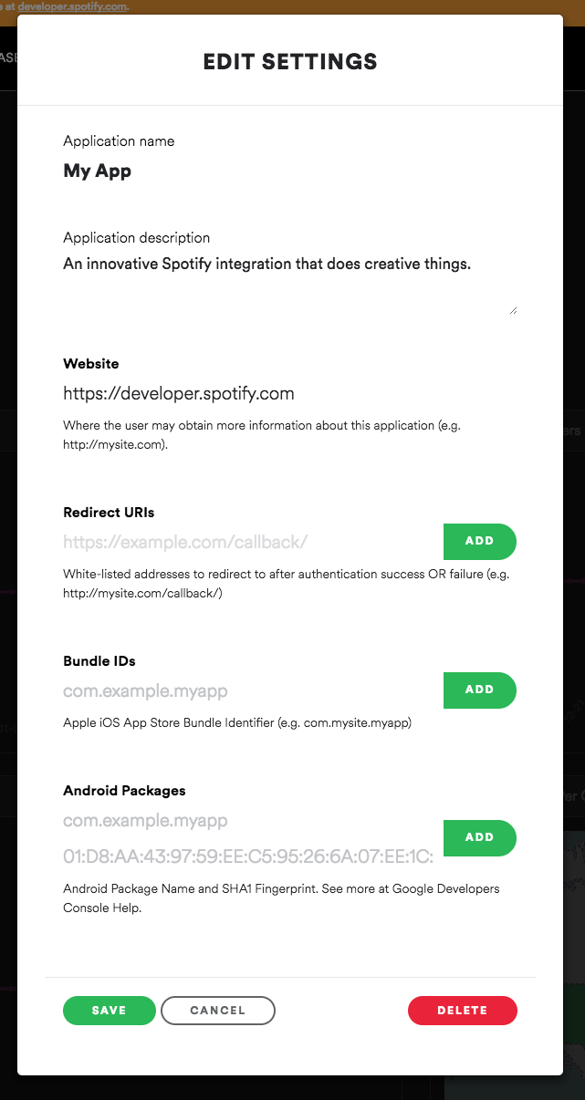 500 Error Attempting To Authenticate User · Issue #758 · spotify/web