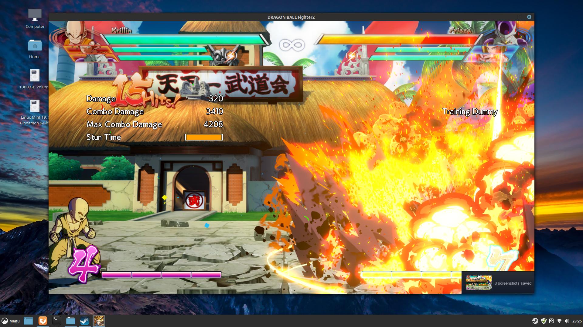 Dragonball fighterz (678950) · Issue #1240 · ValveSoftware