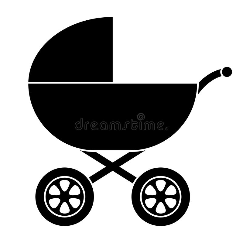 baby-carriage-silhouette-11361871