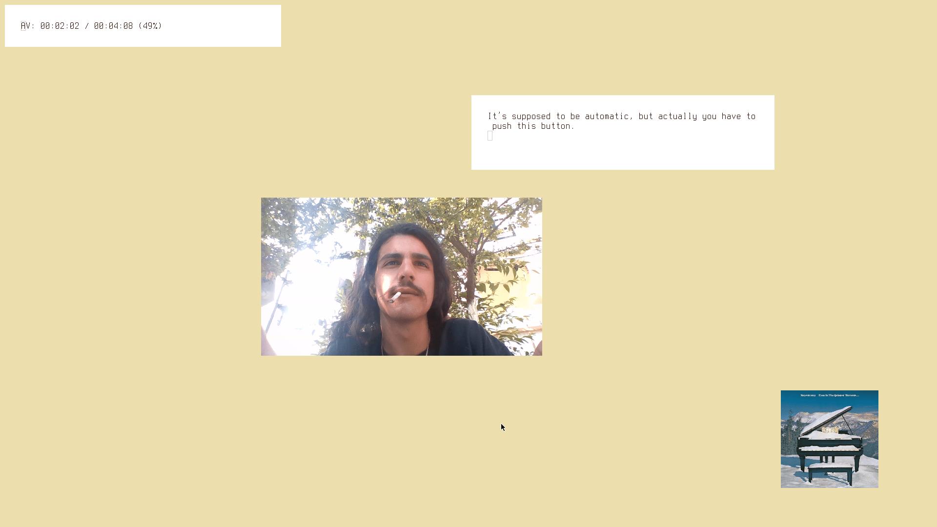 KISS Screenshot
