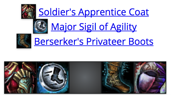 GitHub - madou/armory-embeds: 🛡 Guild Wars 2 Armory Embeds