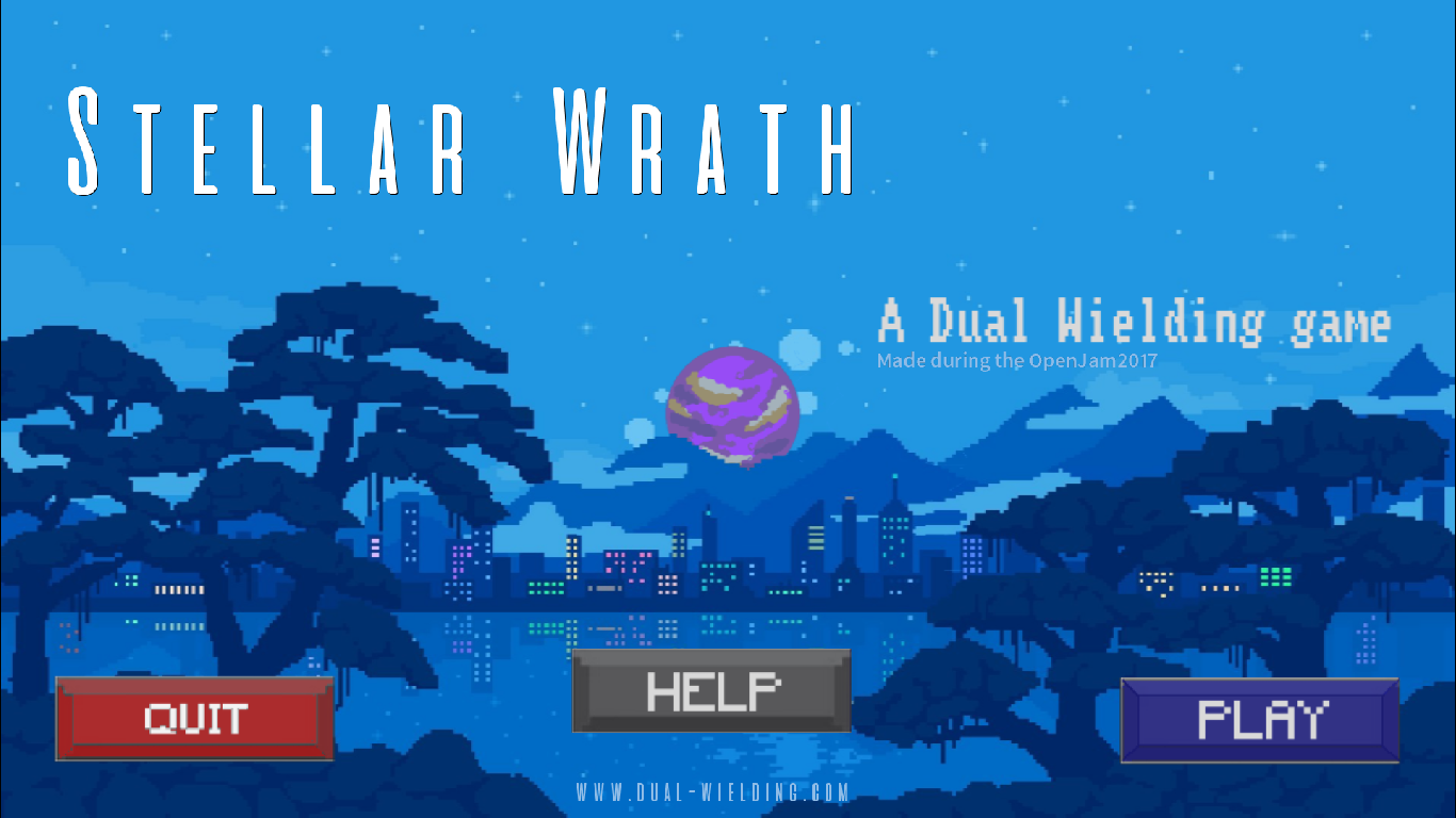 Stellar Wrath loading screen