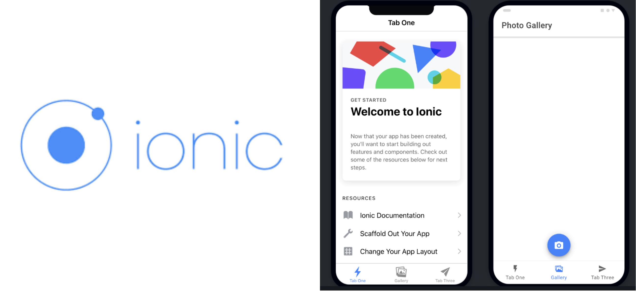 [Ionic入門] Angular/React/VueベースでWeb/iOS/Androidを同時開発可能なクロスプラットフォームフレームワーク