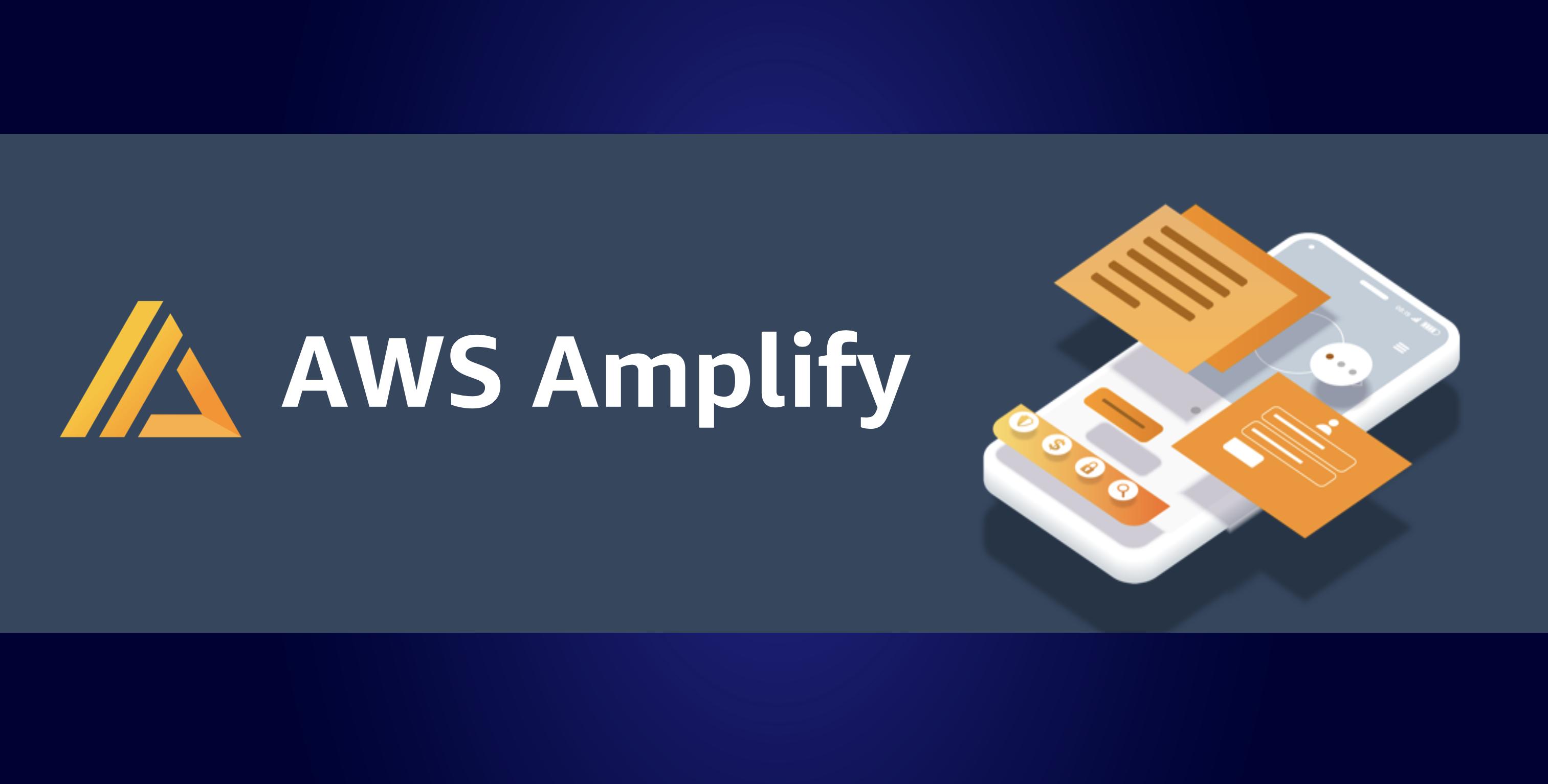 AWS Amplifyによるバックエンド(認証認可,API,CI/CD,AI/ML)の高速開発とCloudFormationとの使い分けについて