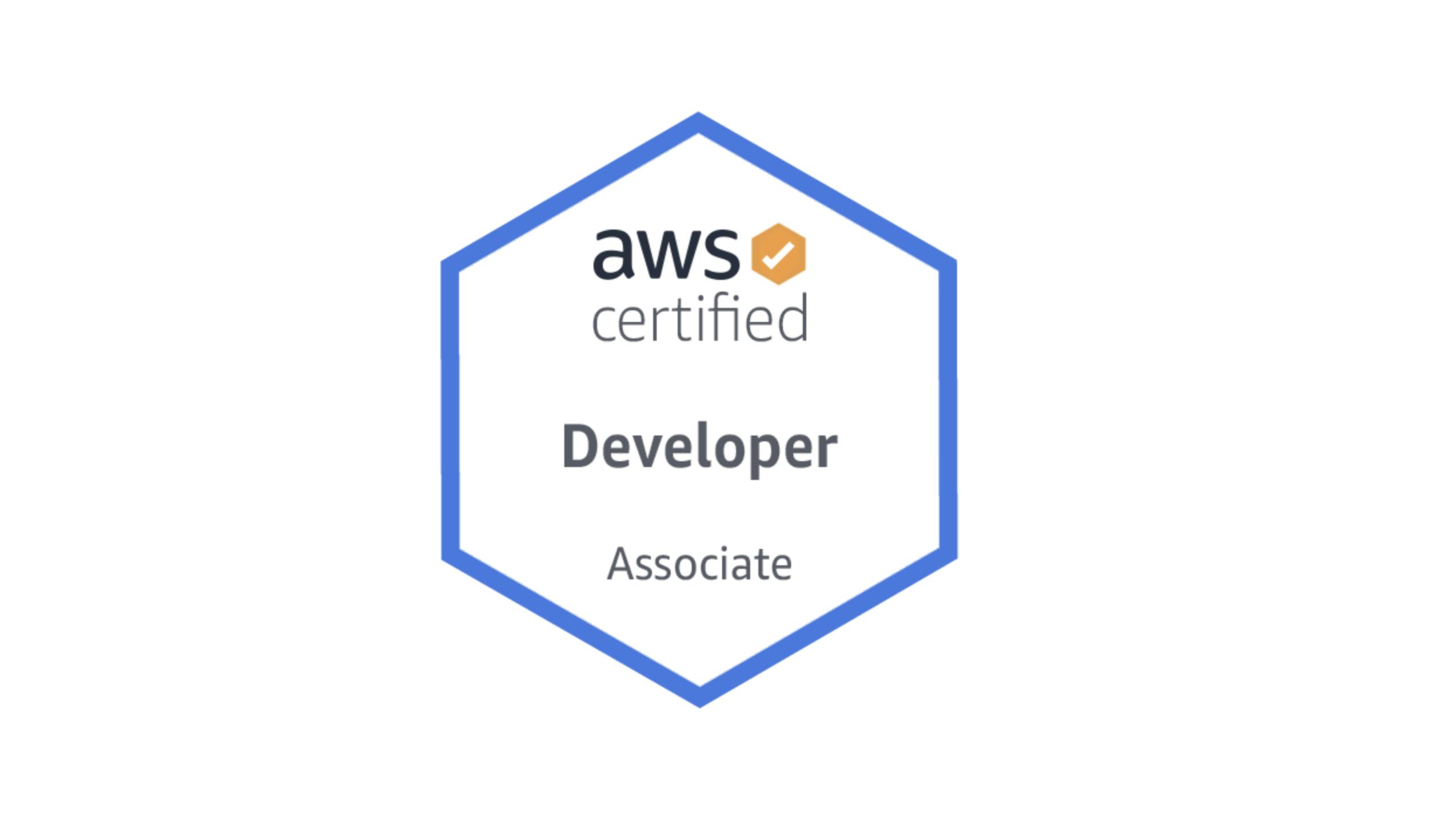 AWS Developer Associate 合格体験記/学習方法 [AWS認定4冠]