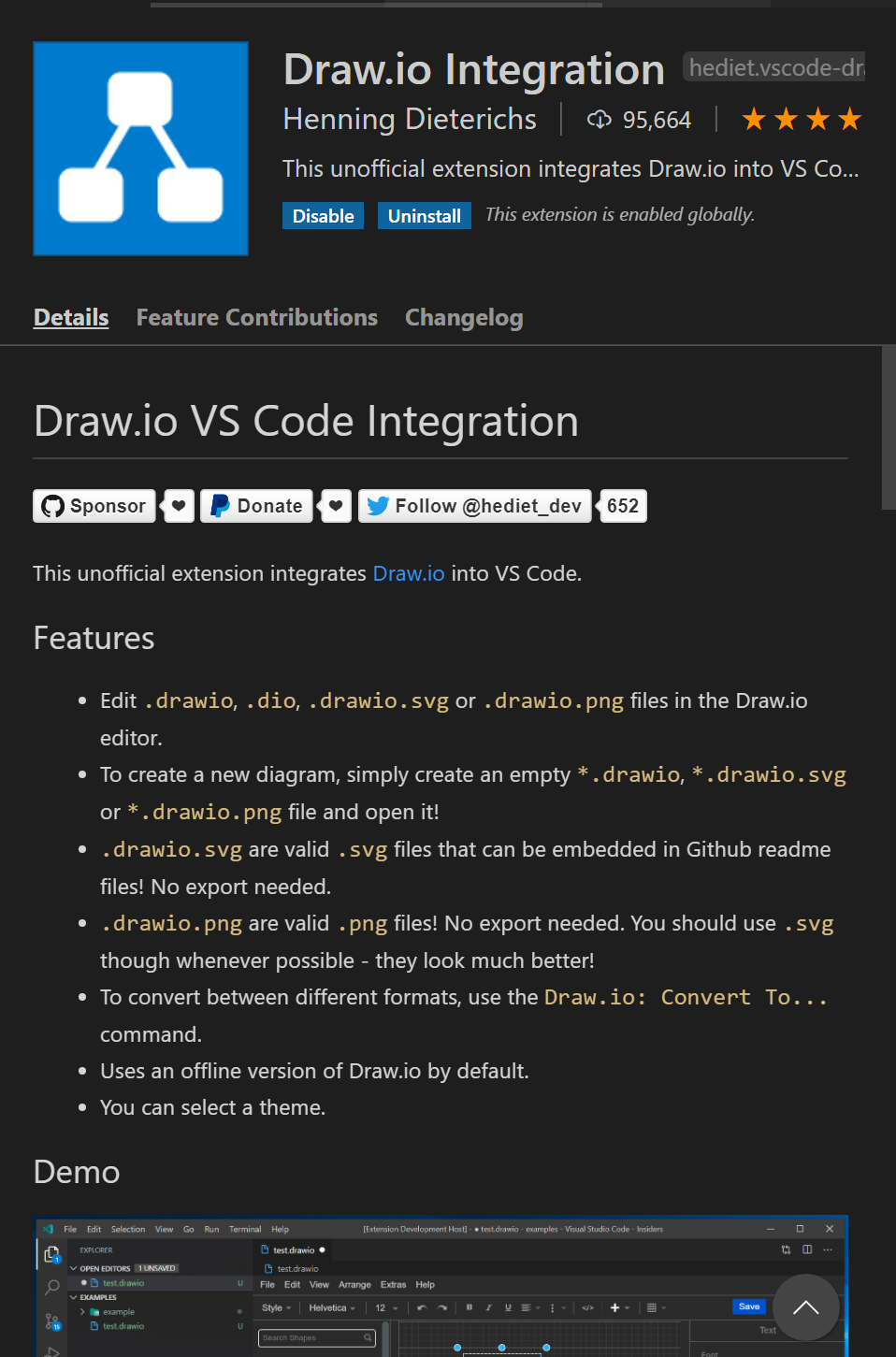 Draw.io Integration