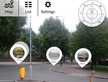 AR.js Location Based AR