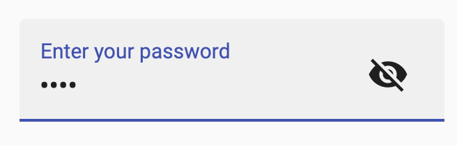 [Angular mat-input] passwordの表示/非表示(*)を切り替えるアイコンを実装