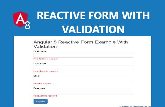 [Angular ReactiveForm x mat-input] 一つの入力欄のエラーメッセージを出し分ける