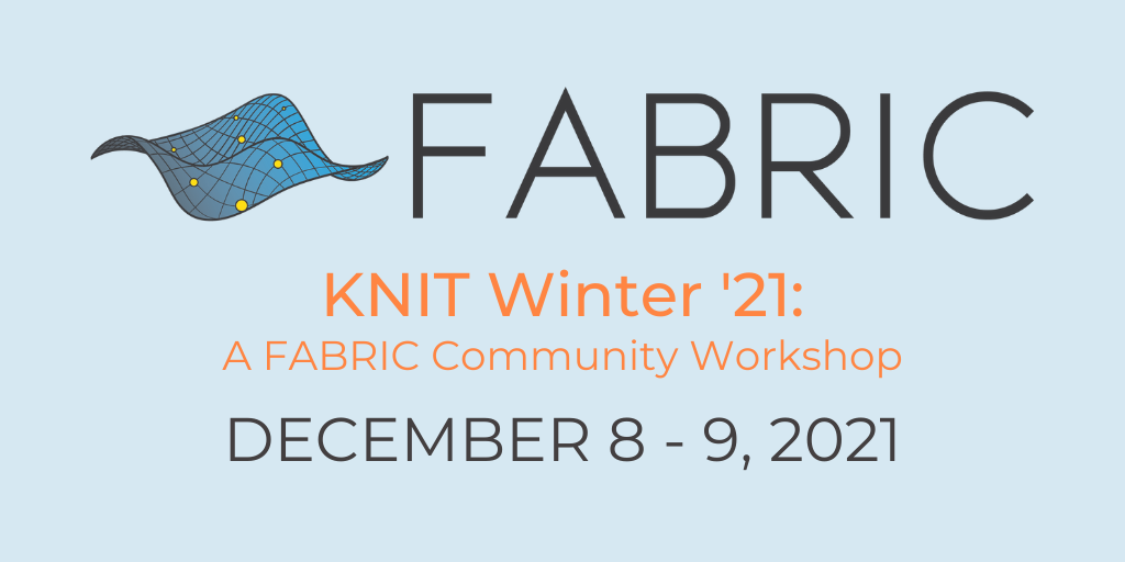KNIT Winter '21 A FABRIC Community Workshop
