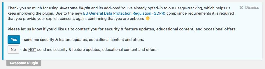 freemius-sdk-gdpr-opt-in-admin-notice