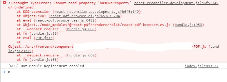 compilation error · Issue #542 · diegomura/react-pdf · GitHub