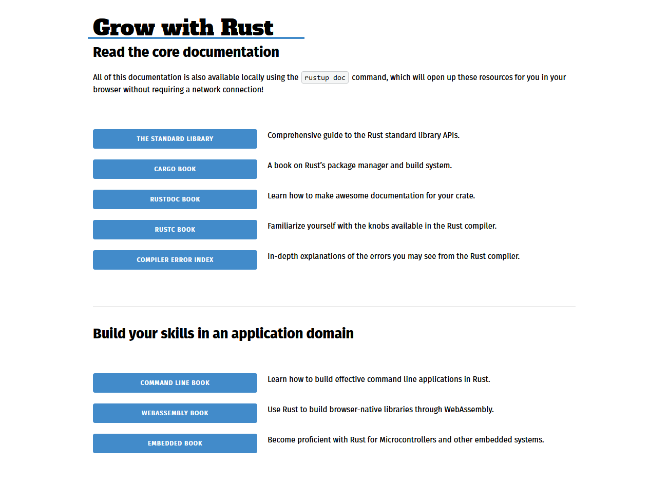 Too much different colors · Issue #421 · rust-lang/www rust