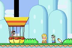 Super Mario Advance 2 - Super Mario World-0