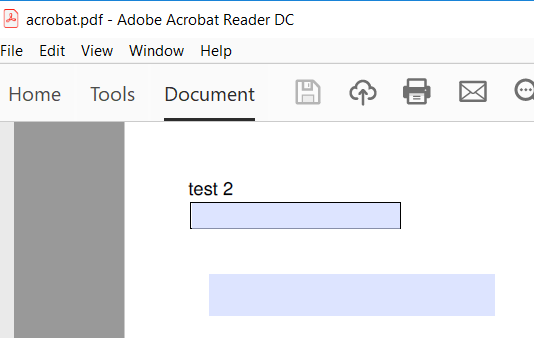 HTML Form Fields do not convert properly into PDF · Issue