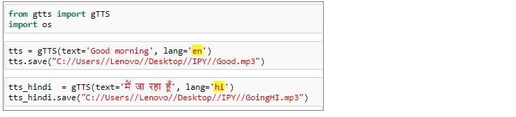 GitHub - rahulvaish/SpeechToText-TextToSpeech-Python: Speech to Text