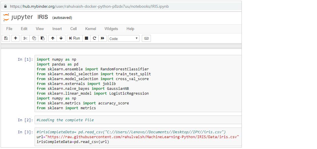 GitHub - rahulvaish/Docker-Python: Understanding Docker with Python
