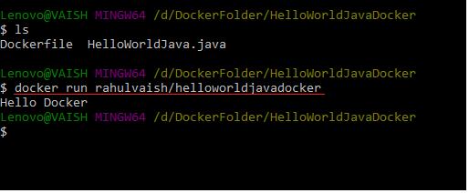 GitHub - rahulvaish/Docker-Java: Understanding Docker with Java