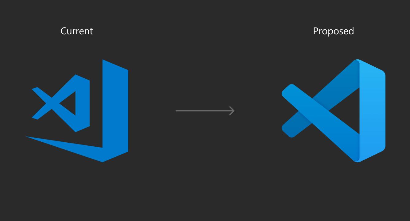 VSCode logo Update