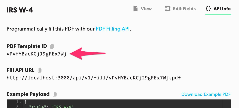 pdf-template-id