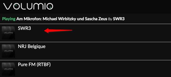 swr3 playlist