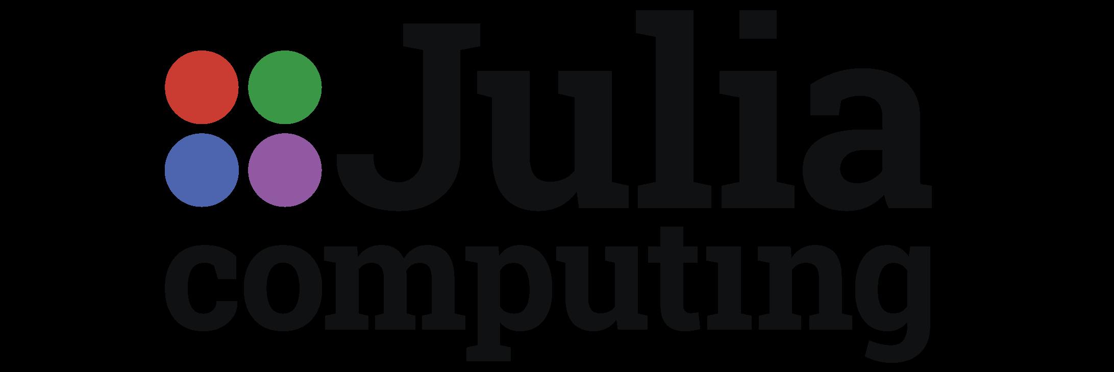 Julia Computing logo