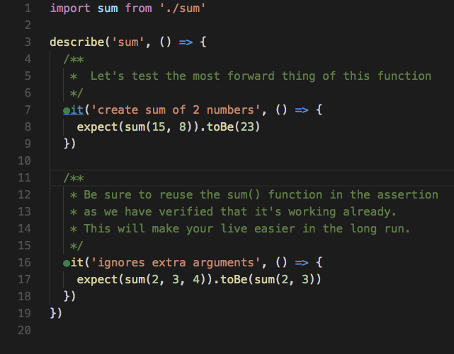 Attempting to integrate Jest with Nuxt js · Feature Request #c936