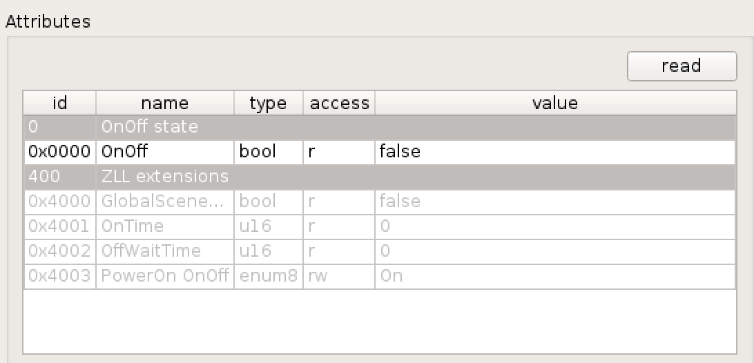 Zigbee onoff controlller added as light instead of switch · Issue