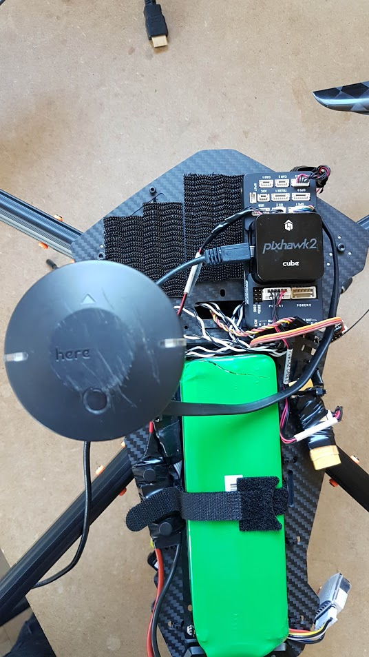 MAGNETOMETER Inconsistent on Pixhawk 2 1 Cube and HERE GPS
