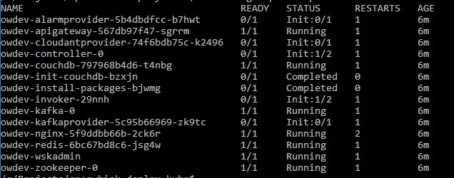 Pods not starting properly after restarting Docker · Issue