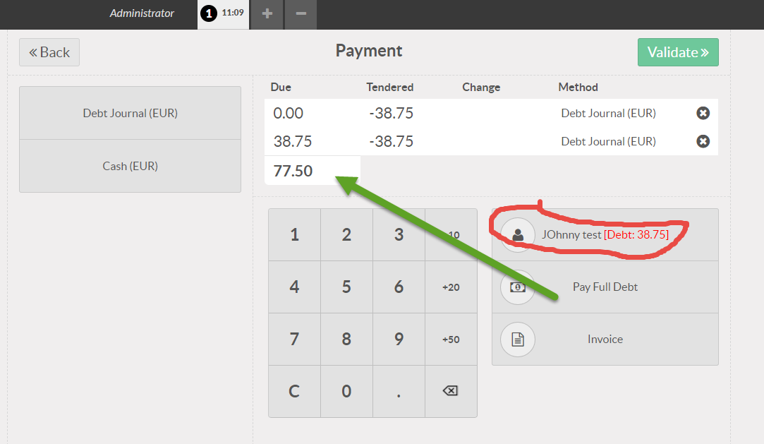 POS debt notebook bug · Issue #342 · it-projects-llc/pos
