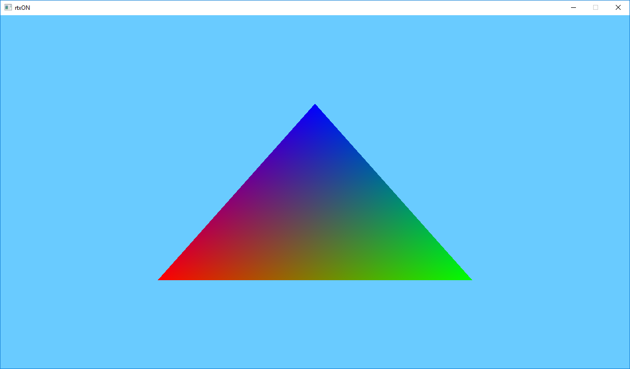 Happy Triangle!